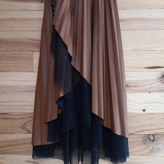 Polipiel marrón