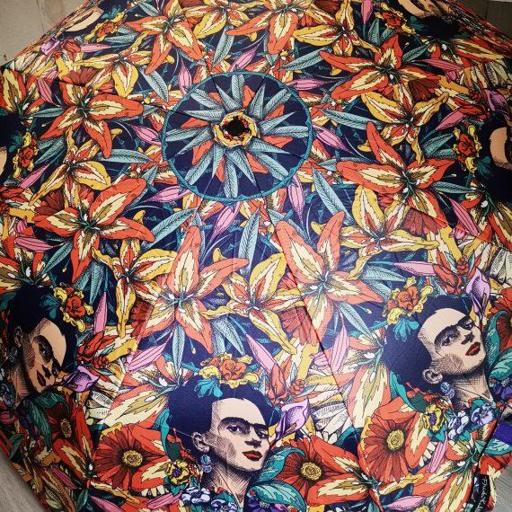 Paraguas Frida con flores