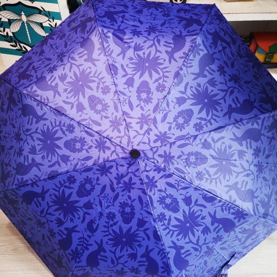 Paraguas motivos Mexicanos
